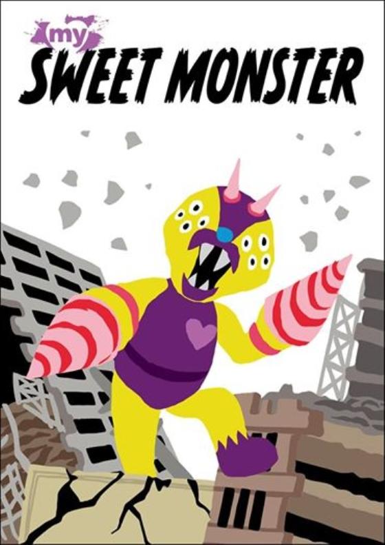 MY SWEET MONSTER <002 SWEET BEE>