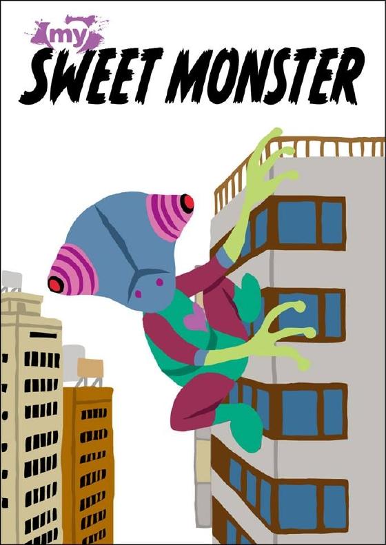 MY SWEET MONSTER <004 SWEET CHAMELEON>